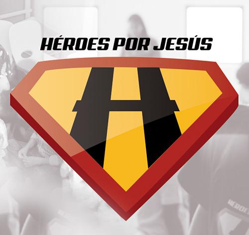 HÉROES POR JESÚS